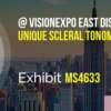 diaton tonometer glaucoma test at vision expo east